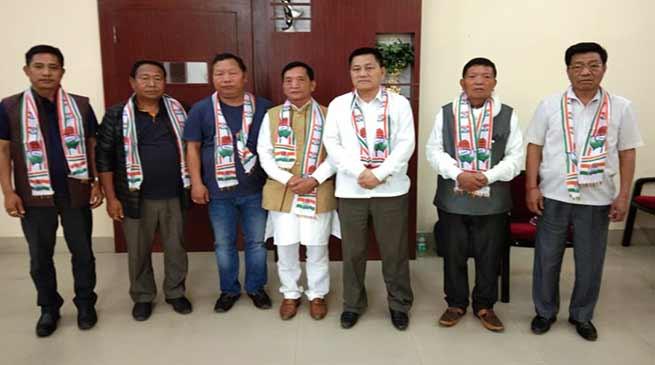 Arunachal Elections: Ham Saath Saath Hain- Said Padi Richo, Nani Ribia and Khoda Gyati