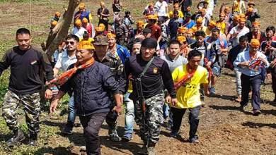 Photo of Arunachal polls : My agenda is development- Bamang Felix