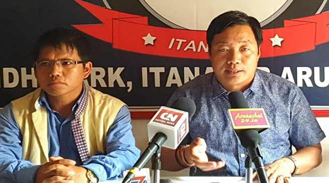 Arunachal:Dikto Yekar demand re-poll at Soki polling station