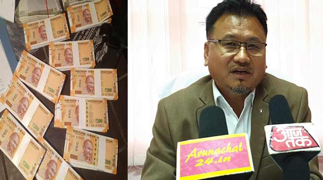 Arunachal Elections: Over 3.65 crore seized, 6 cases forwarded to IT department