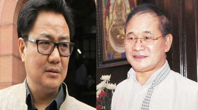 Arunachal Lok Sabha Polls: Controversy arises over a prayer note issued by APCA to vote for Tuki