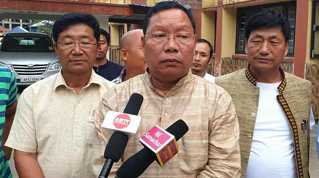 Arunachal: APCC demands re-polling in 30-Raibalo PS