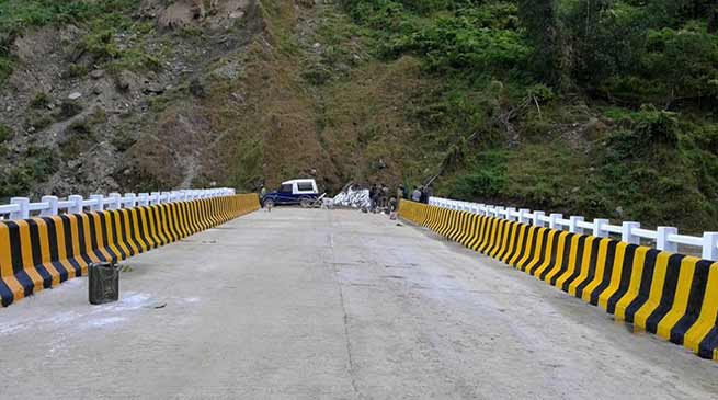 Arunachal: BRO stops Road construction after attacks it's officials by locals