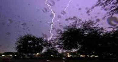 Due to Fani Heavy rains ahead for Arunachal Pradesh
