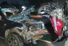 Itanagar: Three youth died in a tragic road accident