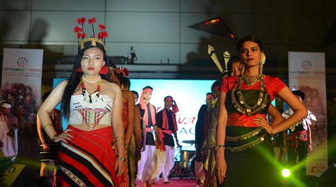Northeast Fiesta 2019 held at Jalandhar