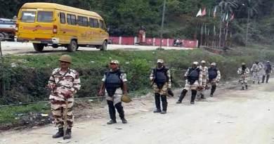 Arunachal: Palin Bandh against Firing incident on polling day