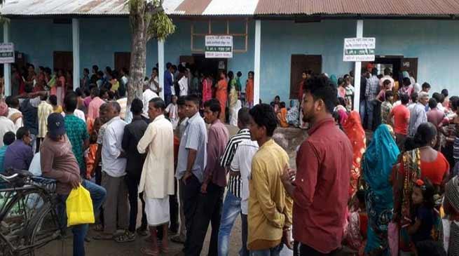 Lok Sabha Election 2019: Voting Underway In 95 Seats, LIVE UPDATE