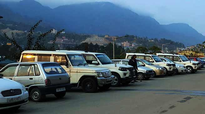 Arunachal:Over 300 vehicle requisitioned for election purpose