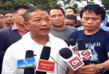 Itanagar: People wants developments- Bamang Felix