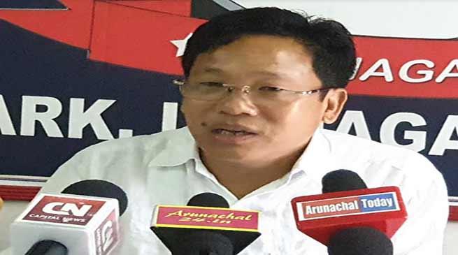 Arunchal: Sub junior state ranking badminton league from May 10 to 12-Bamang Tago