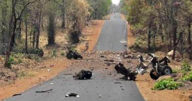 Maharashtra: 15 commandos killed in IED blast by Naxals in Gadchiroli