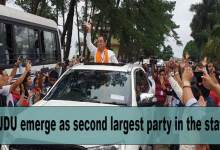 Photo of Arunachal Elections: JDU emerged as second largest party in the state