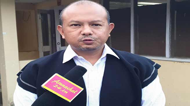 Arunachal: Kaling Moyong assures of completing 'Smart City project at Pasighat'