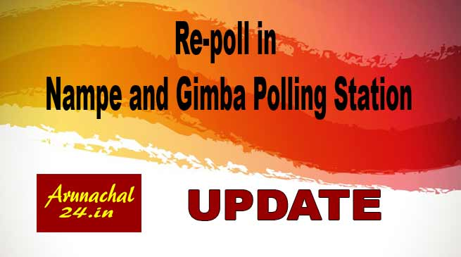 Re-polling in Nampe and Gimba PS- Update