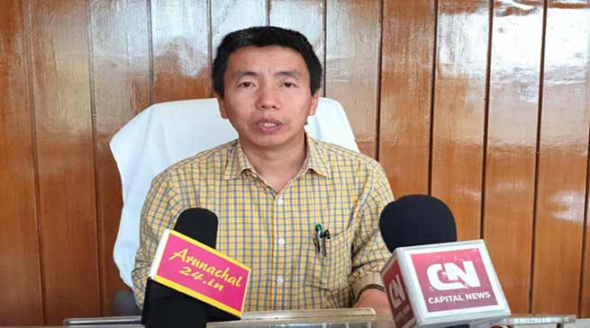 Arunachal: CEO thanks election officials and people for participation in election -2019
