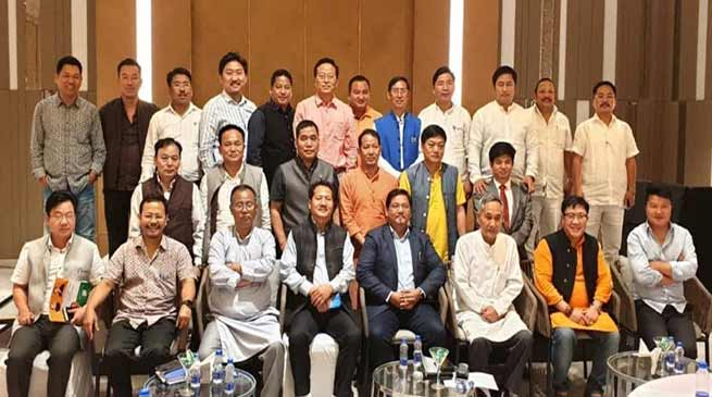 Arunachal Elections: Conrad Sangma hopes for Landmark Victory of NPP