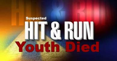 Itanagar: Suspected hit and run case, youth died