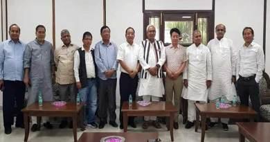 Arunachal JDU, legislature party leaders meet Nitish Kumar