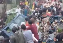 Itanagar: 3 people injured in school van accident