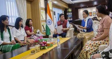 "Arunachal: APWWS urge Khandu ""Make Marriage registration mandatory"""