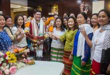 Arunachal: women cadre are the main pillar of strength of the BJP party- Pema Khandu