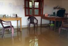 Arunachal: Borum PHC flooded with rain water