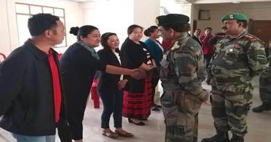 NCC cadets from Arunachal Pradesh are doing very well- Brigadier K S Rao