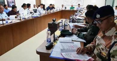 Arunachal: CS hold 36th SLSC meeting on BADP