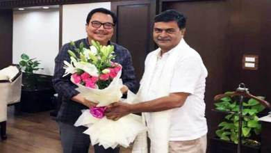 Photo of Arunachal: Dy CM Met Union Minister of State (IC) for Power and New & Renewable Energy