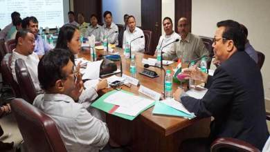 Photo of Arunachal: Mein discusses Land compensation issues in Dibang Multi-Purpose Project