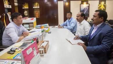 Photo of Itanagar: NABARD GM Dr Gopa Kumaran Nair calls on CM Pema Khandu