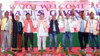 Photo of Arunachal: Nabam Tuki reiterated his commitment for development of Sagalee
