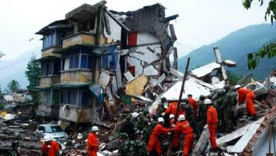Photo of China's Sichuan earthquake death toll rises to 12, over 100 injured