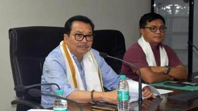Arunachal: Mein ask power officials to set the target of self-sufficiency by 2024