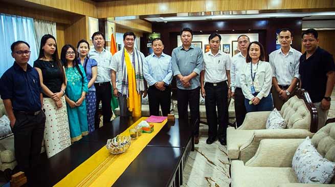 Khandu calls for separate IAS cadre for Arunachal Pradesh