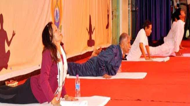 Arunachal: Governor participate in International Day of Yoga programme