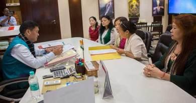 Arunachal: APSCW delegation met Chief Minister Pema Khandu