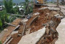 Photo of Itanagar: Heavy rains trigger landslides in capital complex
