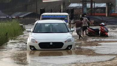 Photo of Heavy downpour created havoc in twin capital city
