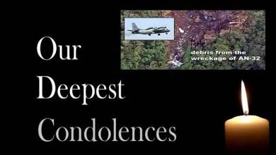 Photo of No Survivors in AN-32 Crash, Arunachal CM condoles death of 13 IAF Air Warriors