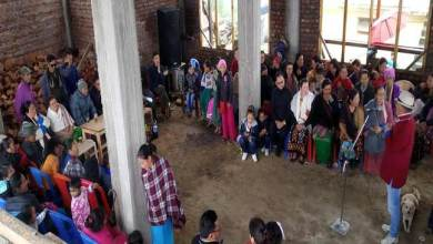 Photo of Arunachal: Pedung village celebrates it's 21 foundation day