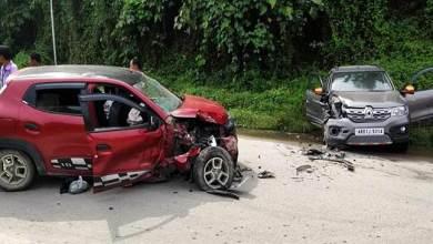 Photo of Arunachal:6 injured in road accident on Trans Arunachal Highway