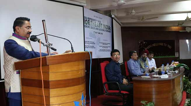 Assam: RGU Conducts 2 Day National Seminar in Guwahati, Gets Underway