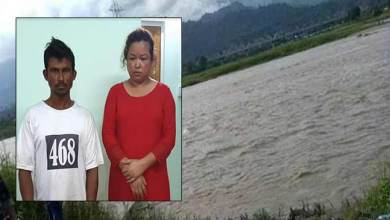 Photo of Itanagar- 2 arrested including a woman in Dikrong rape and murder case