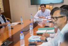 Photo of Arunachal: Khandu held review meeting of Land Management dept