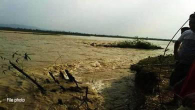 Photo of Arunachal: Heavy erosion in Noa Dihing River, Udaipur village under threat in Changlang