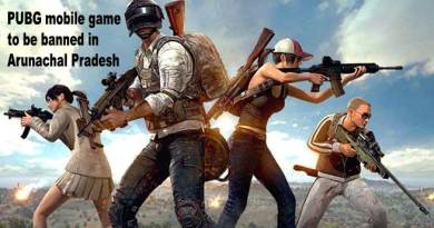 PUBG mobile game to be banned in Arunachal Pradesh