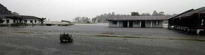 Arunachal: Heavy rain, flood create havoc across the state