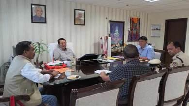 Photo of Arunachal: Mein asks RWD to expedite construction of Miao-Vijaynagar Road